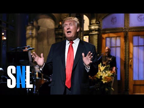 Donald Trump Monologue - SNL
