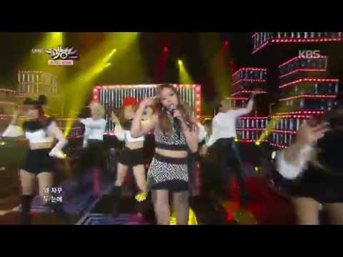 [HIT] 뮤직뱅크-에일리(Ailee)- 손대지마(Don't Touch Me).20141017