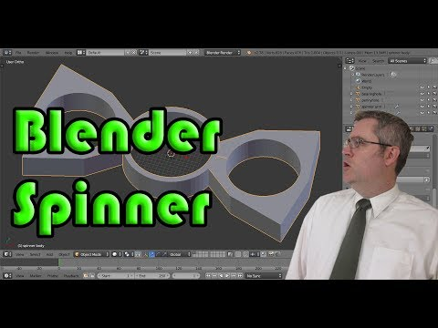 Organizing your blender project for sanity