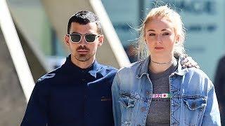 Sophie Turner And Joe Jonas ENGAGED