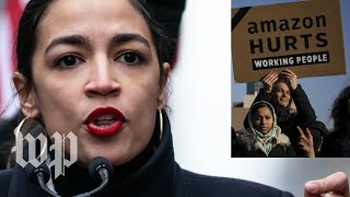 How Ocasio-Cortez and others pushed Amazon out of New York