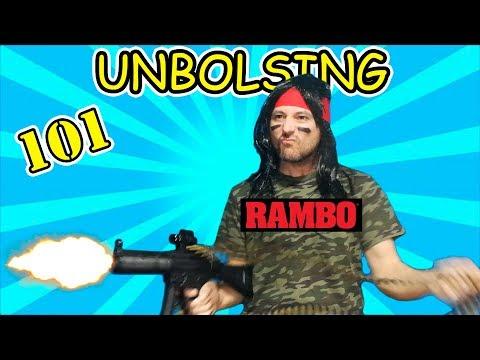 UNBOLSING 101 RAMBO
