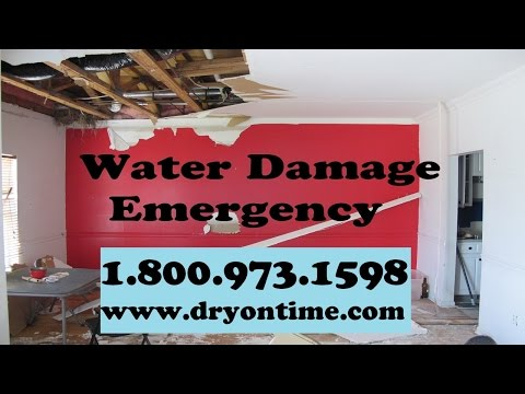 Water Damage Restoration New Jersey