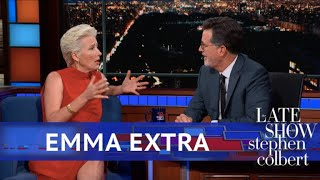 Emma Thompson: Jokes Are A Male Construct