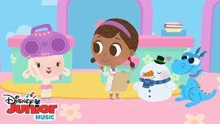 Doc McStuffins Nursery Rhymes! Compilation   🎶 Disney Junior Music Nursery Rhymes   Disney Junior