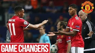 10 From the Bench | United Game Changers | Manchester United