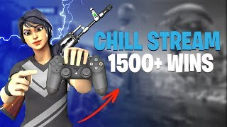 CHILL STREAM/FORTNITE FORTNITE BATTLE ROYALE NEDERLANDS