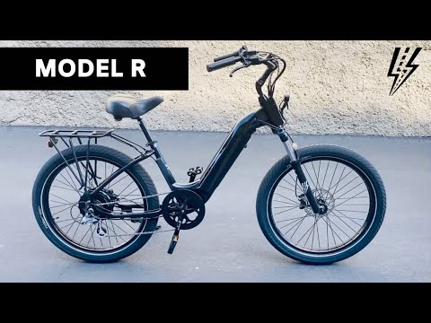 Model R - informal overview by Sean