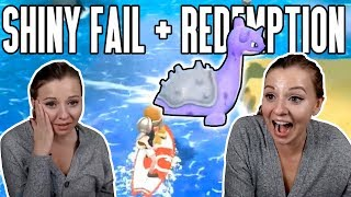 Shiny FAIL Then The FASTEST RECLAIM EVER! Pokemon Let's Go Shiny Hunting