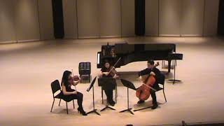 Beethoven Trio Chamber Music Concert