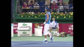 Top 10 Youhzny vs Nadal