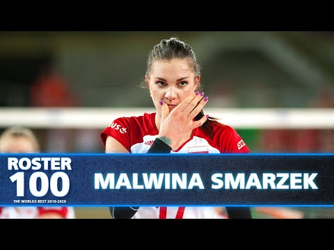 Highlights of Malwina Smarzek! | Best Female Opposites of the Decade | #ROSTER100