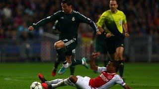 Siêu nhân Cristiano Ronaldo huyền thoại sống tại Real Madrid
