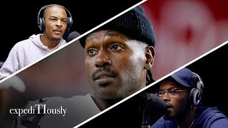 T.I. and DC Young Fly Break Down the Antonio Brown Situation | ExpediTIously Podcast