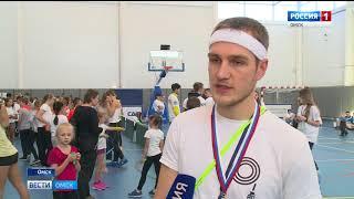 В Омске прошел первый открытый чемпионат региона по скоростной скакалке