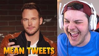 The Avengers Read Mean Tweets - Reaction