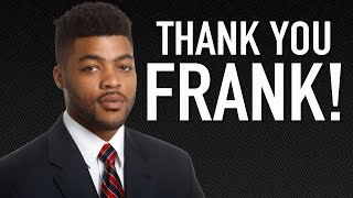 Frank Mason's Senior Speech 2017 // Kansas Basketball // 2.27.17
