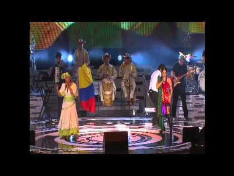 Lila Downs, Totó la Momposina y Celso Piña | Lunas del Auditorio 2011