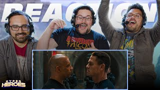 Fast & Furious 9 - Official Trailer Reaction | F9