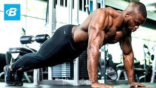 High-Volume Chest Workout | Osamoje Imoohi