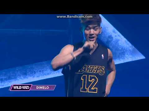 Dimelo - ( Wild KARD in Seoul ) 카드 Stage