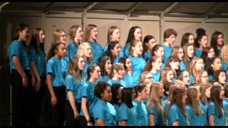 ACDA National 2017 MS Honor Choir video Three South African Songs