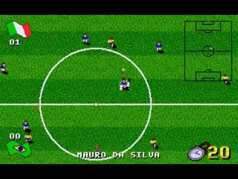 DDM Fútbol '95 (Digital Dreams Multimedia) (MS-DOS) [1995]