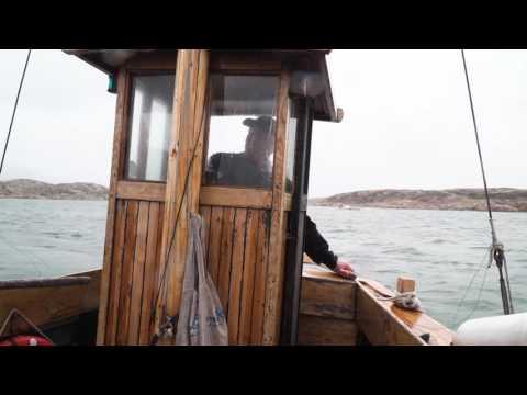 Henriettes Sverige - På fisketur utenfor Grebbestad