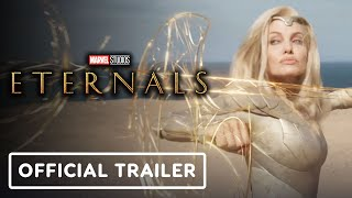Marvel Studios' Eternals - Final Trailer (2021) Angelina Jolie, Richard Madden