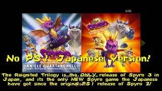 Spyro 3 Year of the Dragon Reignited - 117% Walkthrough Bonus VOICE TEST, MULTIPLAYER BOXING & ART