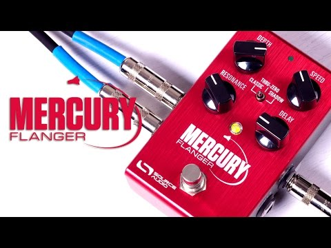 Source Audio Mercury Flanger Pedal