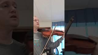 Viola excerpt Mozart with metronome