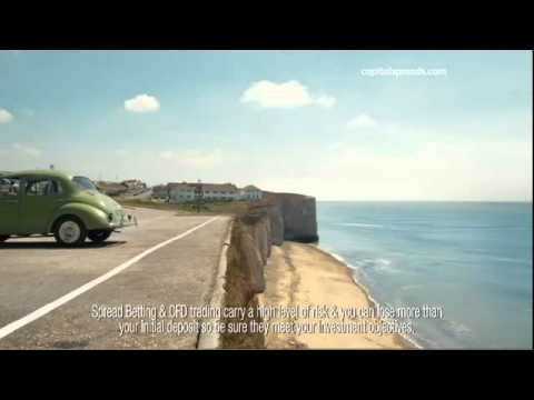 Capital Spreads TV Advert: Use Stops