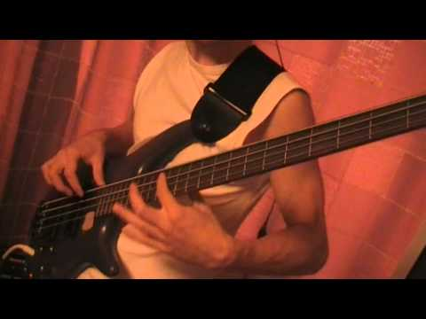 [AMATORY] - Дыши Со Мной (Bass Cover)