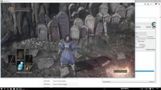 Dark Souls 3 - CE table tutorial - Swap/Spawn items