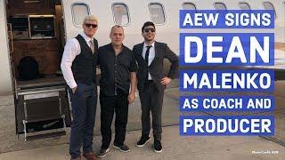 AEW Signs Dean Malenko As Coach And Producer (Photo)