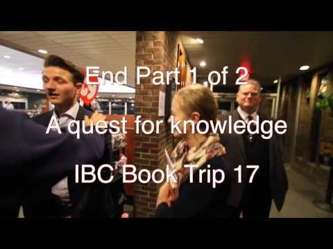 Ep 08 | Book Trip part 1of 2