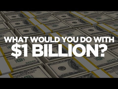 What Would You Do with $1 Billion: The G&E Show photo