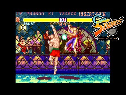 "STREET FIGHTER 2' ACCELERATOR! - ""CON 5 DUROS"" Episodio 613 (+SF2 Dragon Ver. Hack SNES) (1cc) (CTR)"