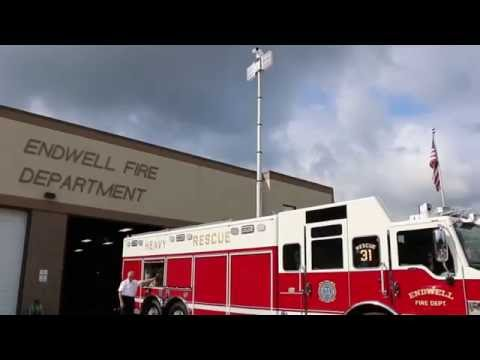Endwell Fire - Vehicle Profile Heavy Rescue