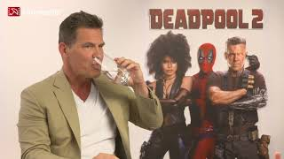 Interview Josh Brolin DEADPOOL  2