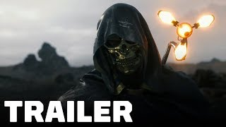 Death Stranding - Official TGS 2018 Trailer (Troy Baker, Norman Reedus)