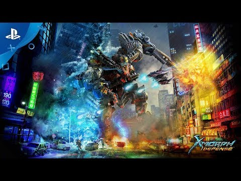 X-Morph: Defense Trailer