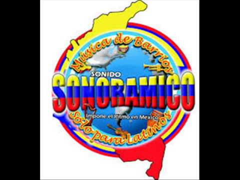 SEXI LUPITA - CUMBIA PERUANA - SONIDO SONORAMICO