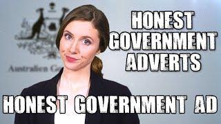 Honest Government Advert | War on Satire
