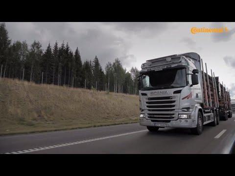 Kjørelengde på lastebildekk | Tommy Rustad
