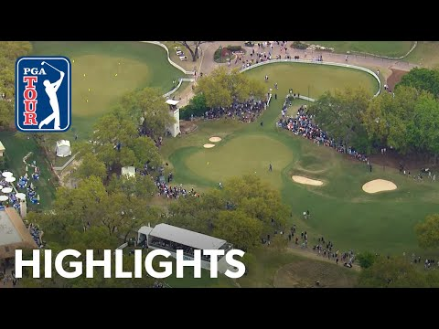 Highlights | Round of 16 and Quarterfinals | WGC-Dell Match Play 2019