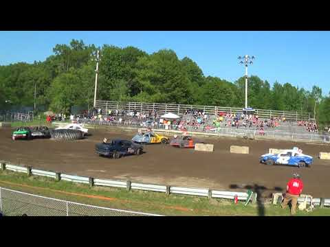 Sumpter Country Fest 2018 Autocross Heat 2 (Sunday show)