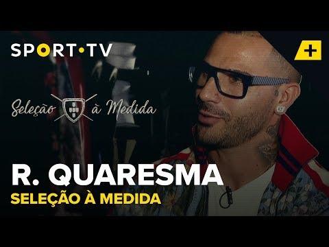 Seleção à Medida com Ricardo Quaresma