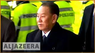 🇰🇷 Winter Olympics: N Korean Gen Kim Yong-chol attends closing ceremony